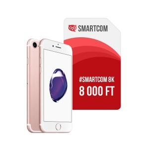 #smartcom8k Előfizetéses SIM kártya