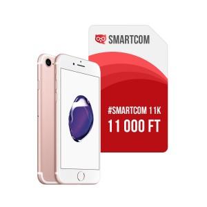 #smartcom11k Előfizetéses SIM kártya