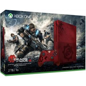 Xbox One S 2TB Limited Edition Játékkonzol + Gears of War 4 Játékprogram