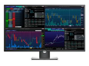 Dell P4317Q - 43-col - IPS - Monitor