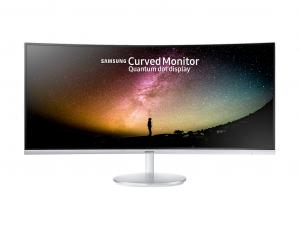 Samsung F791C - Ívelt LED - UHD - Monitor
