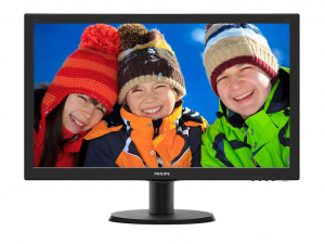 Philips 243V5LHSB5/00 - 23.6-col - Monitor