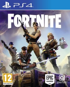 Fortnite (PS4) Játékprogram