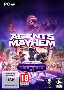 Agents of Mayhem (PC) Játékprogram
