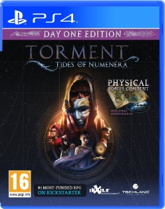 Torment: Tides of Numener (PS4) Játékprogram