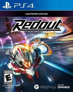 Redout (PS4) Játékprogram