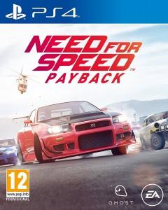 Need For Speed Payback (PS4) Játékprogram