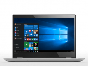 LENOVO IDEAPAD YOGA 520-14IKB,14.0 80X800B5HV 14 FHD IPS/Intel® Core™ i5 Processzor-7200U/8GB/1TB/Int. VGA/Win10/szürke laptop GREY
