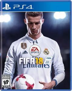 FIFA 18 (PS4) Játékprogram