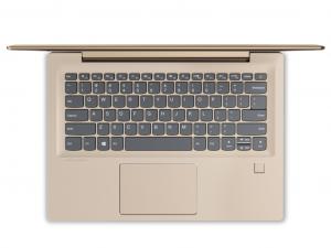 LENOVO IDEAPAD 520S-14IKB, 80X2007BHV 14FHD IPS/Intel® Core™ i3 Processzor-7100u/4GB/128GB/Win10/arany laptop