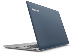 LENOVO IDEAPAD 320-15ISK,15.6 FHD AG,Intel® Core™ i3 Processzor-6006U (2,0GHZ),4GB,1TB HDD,NV GEFORCE 920MX,DVD-RW,DOS,DENIM BLUE