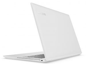 Lenovo Ideapad 320 15,6 HD - 80XR01B0HV - Fehér Intel® Celeron® Dual Core™ N3350/1,10GHz - 2,40GHz/, 4GB 1600MHz, 128GB SSD, Intel® HD Graphics 500, WiFi, Bluetooth, Webkamera, FreeDOS, Matt kijelző