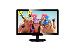 Philips 200V4LAB2/00 - 19.5-col - LED - Monitor