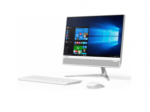 Lenovo Ideacentre AIO 510-22ISH - 21.5-col - i3-7100T - 4GB RAM - 1TB HDD - All in One PC