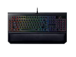 Razer BlackWidow Chroma V2 - Mechanikus (Yellow Switch) - US Kiosztású - Gamer billentyűzet