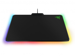 Razer Firefly Cloth Edition - Chroma világítás - Gamer Egérad