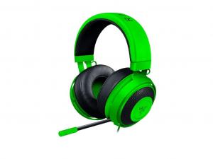 Razer Kraken Pro V2 Green - Gamer Fejhallgató