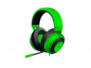 Razer Kraken Pro V2 - Green Oval - Gamer fejhallgató