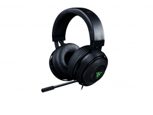 Razer Kraken 7.1 V2 Oval - Gamer Fejhallgató