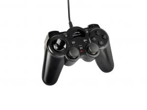 Speedlink THUNDERSTRIKE Gamepad USB fekete