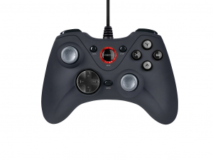 Speedlink XEOX Pro Analog Gamepad - USB, fekete