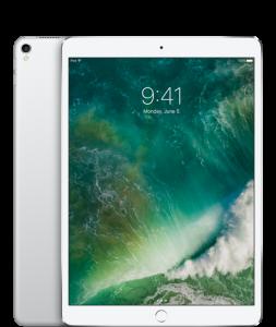 iPad Pro 10,5 hüvelykes 64 GB, Wi-Fi , Ezüst, 2017