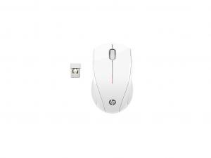 HP X3000 - Vezeték nélküli egér - Fehér