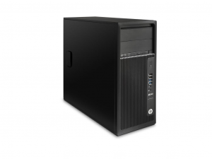 HP Workstation Z240 TWR - i7-6700K - 8GB RAM - 256GB SSD - Windows 10 Pro - Asztali PC
