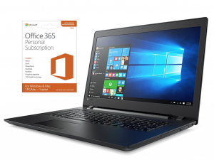 Lenovo IdeaPad 110-15ISK 80UD00K5HV_O365P laptop