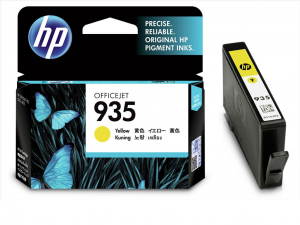 HP 935 - Sárga Tintapatron