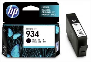 HP 934 - Fekete Tintapatron