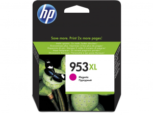 HP 953XL - Magenta tintapatron