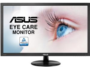 Asus 24 VP247HA LED HDMI káva nélküli multimédia monitor