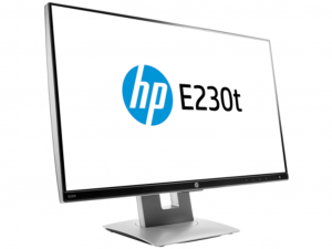 HP EliteDisplay E230t 23 Touch monitor