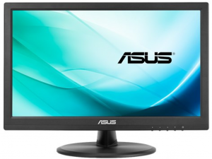 Asus VT168N - 15,6 (1366x768) Colors 16:9 60Hz 10 ms LED - érintőképernyős monitor