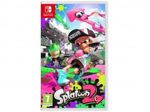 Nintendo Switch - Splatoon 2 - játékszoftver