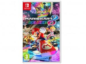 Nintendo Switch - Mario Kart 8 Deluxe - Játékszoftver