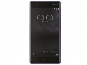 Nokia 3 Dual-SIM - Fekete - Okostelefon