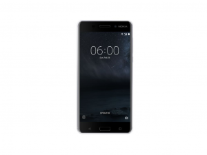Nokia 6 SS - Ezüst - Okostelefon