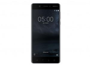 Nokia 5 - Dual-SIM - Ezüst - Okostelefon