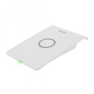 Quazar Wireless Charger Plate (vezeték nélküli töltőpad) - fehér