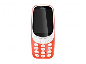 Nokia 3310 (2017) - Piros - Mobiltelefon