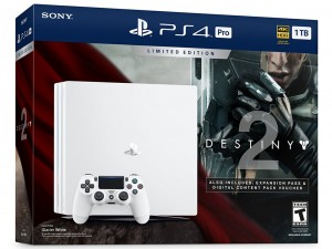 Sony Playstation 4 Pro (PS4) 1TB - Destiny 2 Limited Edition Konzolcsomag