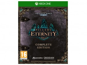 Pillars of Eternity: Complete Edition (Xbox One) Játékprogram