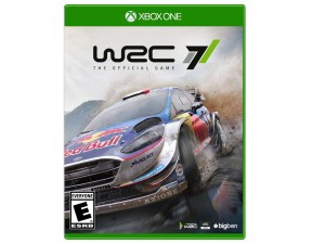 World Rally Championship 7 (WRC 7) (Xbox One) Játékprogram