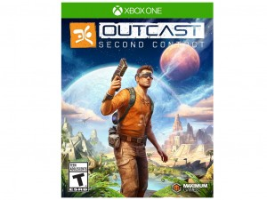 Outcast - Second Contact (Xbox One) Játékprogram