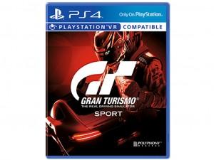 Gran Turismo Sport Standard Edition (PS4) Játékprogram