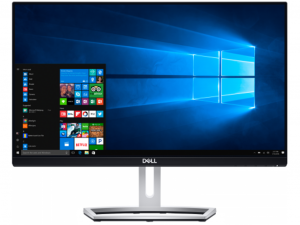 DELL LCD MONITOR 21.5 S2218H 1920X1080, 1000:1, 250CD, 6MS, VGA,HDMI,FEKETE
