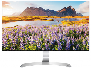 LG 27MP89HM-S - Fehér 27 Col Full HD IPS monitor