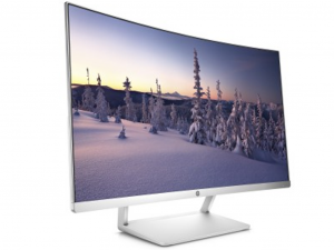 HP LED MONITOR 27 CURVED 1920X1080, 3000:1, 300CD, 5MS, DISPLAYPORT, HDMI